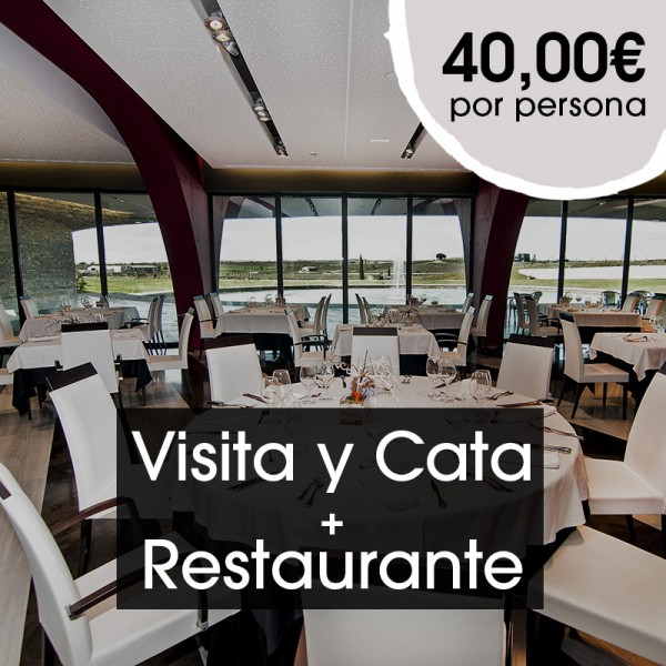 Visita – Cata y Restaurante