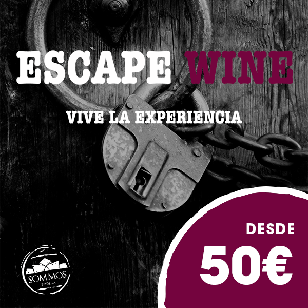 SOMMOS Escape Wine - SOMMOS Escape Room