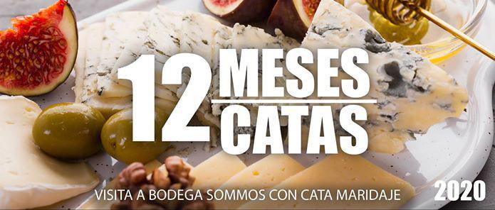 12 Meses 12 Catas 2020 - Bodega SOMMOS